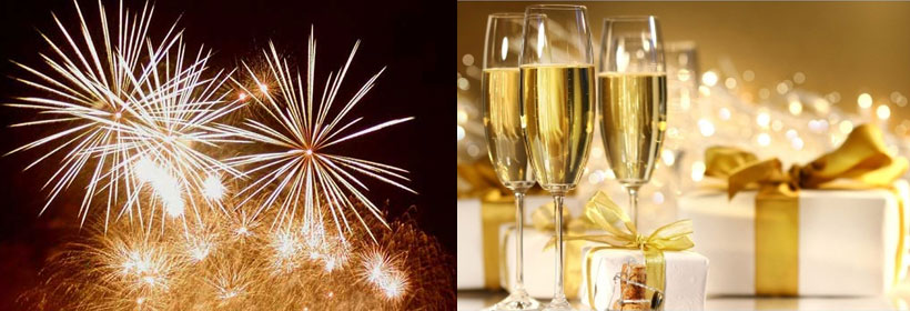 New Year at Adelaide House Hotel Blackpool